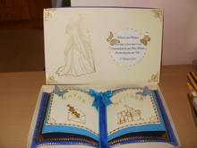 Click for a larger image of Boxed Wedding Card