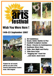 Image 1 for Bradford Arts Festival 2007