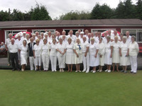Click for a larger image of <p style=color:blue>Joint Captains Day Aug 2009