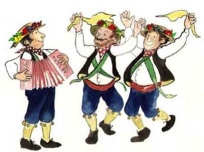 A picture for Saturday 20thBradford on Avon Day of Morris Dance