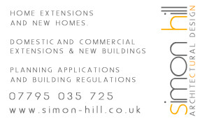 A picture for Simon Hill Architectural Design