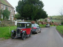 Click for a larger image of The Street Monkton Deverill