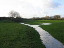 Click for a larger image of Winterbourne Stream, Kingston Deverill