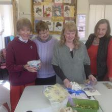 Click for a larger image of Handicraft group